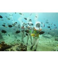 Подводная морская прогулка Marine Walk
