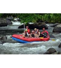 Рафтинг на реке Ayung