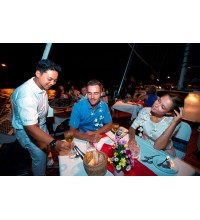 Cruise Bali Hai Aristocat evening
