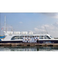 Gili tickets BlueWater Express