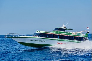 Lembongan tickets Scoot Cruise Fast Boat
