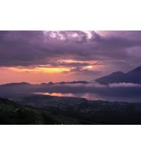 Вулкан Батур встреча рассвета