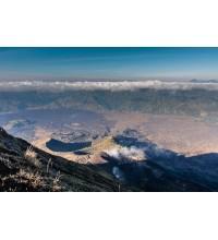 Volcano Batur sunrise climbing