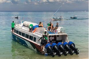 Билеты на Гили на лодку Semaya One